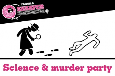 Science & Murder Party
